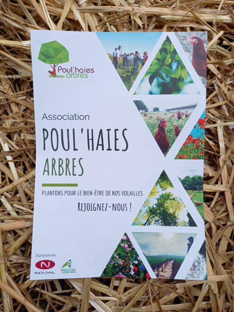 Plaquette Poul'haies Arbres